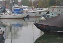 Havens en boten / Pleziervaart en pleziervissen