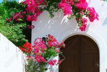 fachadas de portas