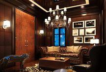 Jans cigar room