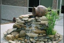 HANDMADE WATERFALL IDEAS
