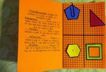 Mathematics Foldables