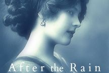 New in Ebook and Paperback / Find my latest release 'After the Rain' here and photos that inspired it.