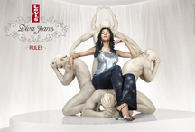 Levis Diva Campaign / Denim Brand Campaign Produced By Limelight  / by LIMELIGHT INDIA