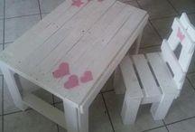 Juegos de madera