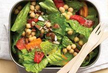 Salads  / by Sandee Hodapp