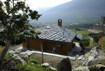 Stenen daken
