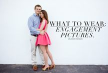 What to Wear: Engagement session