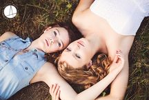 Friend Sessions / Friend Sessions and HS Senior Portrait Parties with Ashlee Murr Photography