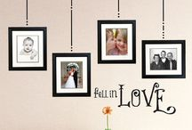 Wall decal ideas