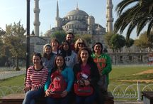Club Travel goes Turkey / Club Travel consultants gaining first hand knowledge of Turkey and making sure they have fun along the way