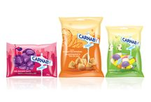 Carnaby Sweets / Carnaby Sweets. Designed by Pigeon Brand Design.