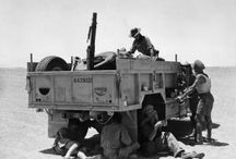 History: Long Range Desert Group (LRDG) / The Long Range Desert Group (LRDG) was a reconnaissance and raiding unit of the British Army during the Second World War. The LRDG never numbered more than 350 men, all of whom were volunteers. The LRDG was formed specifically to carry out deep penetration, covert reconnaissance patrols and intelligence missions from behind Italian lines, although they sometimes engaged in combat operations.