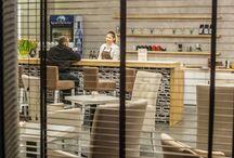 Calimero Café / Kawiarnia w Promenadzie Solnej z pięknym widokiem na bulwar wzdłuż rzeki Silnicy.