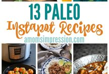 Paleo - Instapot Recipes