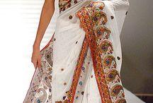 saris lehnga shalwar / by Meya Sanyang