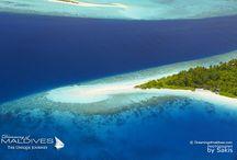 Maldives Aerial Photos