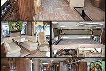 Motorhome Interiors, Tips and Ideas