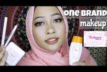 tutorial makeup simple