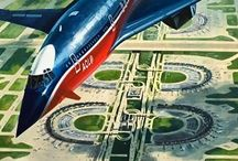 Airports / by William Thompson