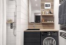 · B A T H R O O M · / Here you can find ideas for the bathroom #bathroom #salledebain #baño #interior #interieur #deco #decoration #decoración #diseñointerior #interiordesign #office #spacedecor #smallspacesdecor #homedecor #trend #hometrend #homedecortrend  #office #homeoffice #room #salle #saladeestar #deco #decoration #interior #interieur #interiordesign #diseñodeinteriores #bathtrend