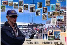 IDCM1528 Gary Rae joins the Military Tattoo / 13 - 17 February