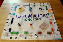 Soturikissakerho / Warrior cats club