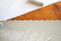 Signs stencilled how to