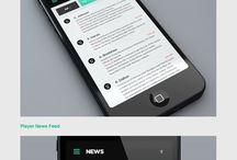 Graphic UI: Apps