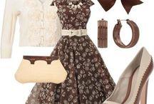 vestido estampados