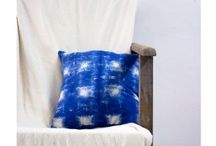 Hand made Eco friendly Indigo Dyed Products