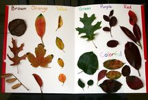 preschool autumn