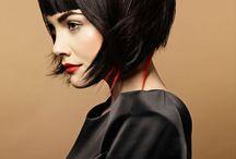Short Hair Styles / by Katrina Ortiz Katona