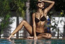 Tropical fashion photoshoot ideas