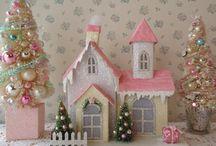 christmas makes / by Tiffany Scott-Cunningham