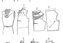 Sewing pattern tips / by Lori Deppen