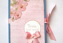 открытки-шоколадницы