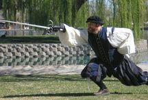 SCA fencing