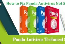 Online Fix Panda Antivirus Not Scanning Issue