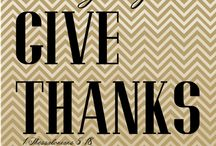 Thanksgiving / by Lauren Bailey