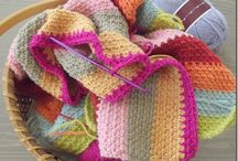 Crochet / by Rhonda Messer