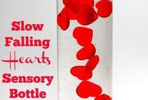 Sensory bottles & bags