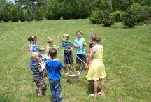 Montessori Ideas for Spring
