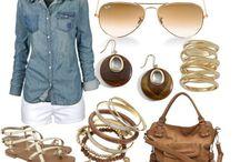 Fashion (summer) / by Tina Johnson