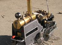 Steam powered / Anything steam powered