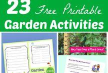 Gardening activities