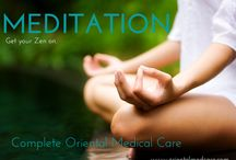 Meditation / Various forms of meditation, calming exercises, breathing techniques and more!