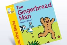 The Gingerbread Man / A range of award winning Gingerbread Man cross-curricular teaching resources for early years and KS1 children