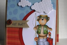 teddy bo cards