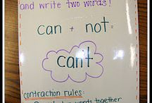 Anchor Charts / by Katherine Powers
