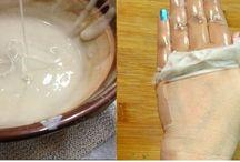 Kosmetika ruce